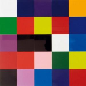 Gerhard Richter, 25 Farben, 2007