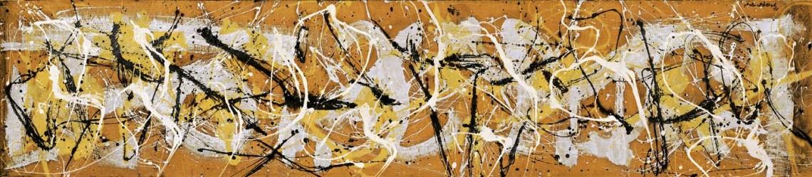 Jackson Pollock, Number 7, 1950