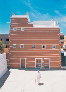 Landhaus in Qahtan, Saudi Arabien