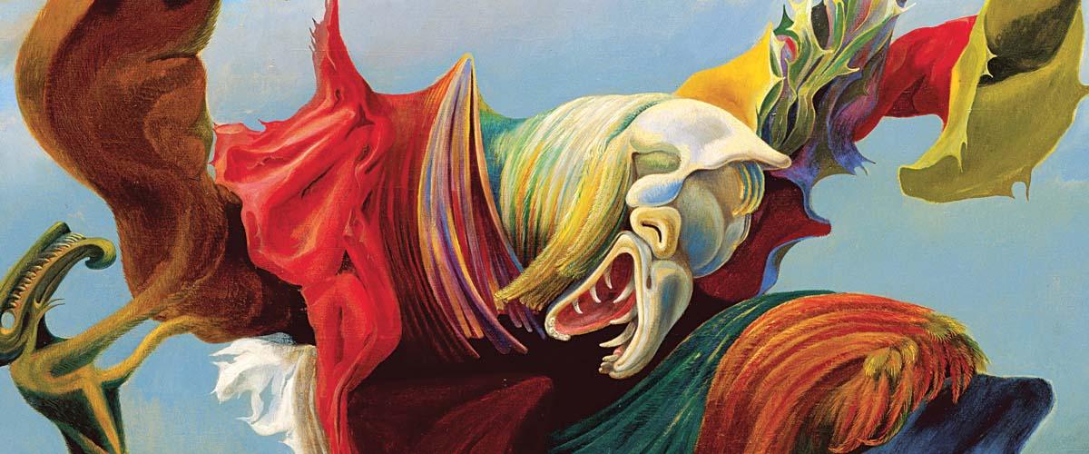 Max Ernst: Der Künstler, der sich nicht finden wollte