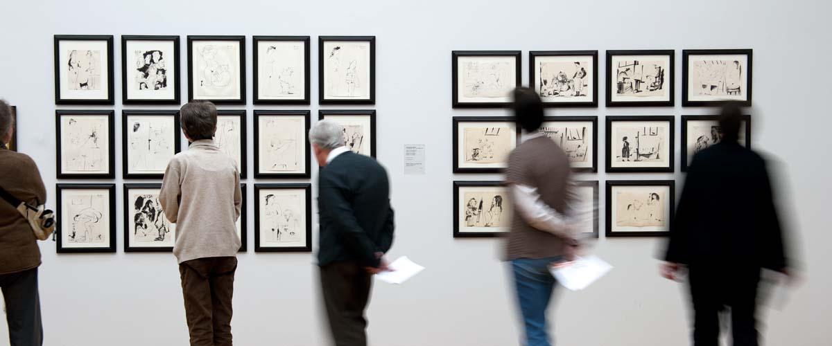 Ausgewählte Picasso-Trouvaillen