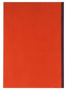 Barnett Newman, Eve, 1950, Tate, London, Ankauf 1980 © 2013, Pro Litteris, Zürich