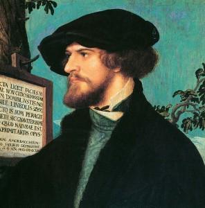 Hans Holbein d.J., Bonifacius Amerbach