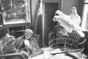 Henri Cartier Bresson, Henri Matisse, Villa Le Rêve, Vence um 1944