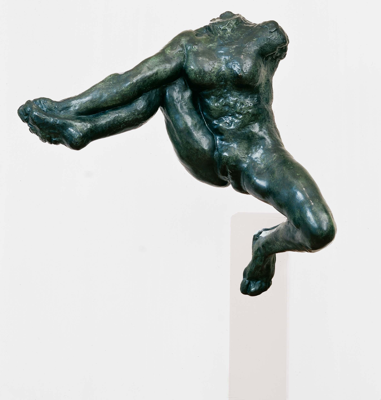 Auguste Rodin, Iris, messagère des Dieux, um 1890/91