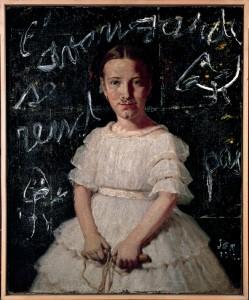 Asger Jorn, L'avantgarde se rend pas (Modifikation), 1962 © Pro Litteris