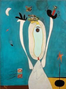 Joan Miró, Métamorphose, 1936 © Pro Litteris