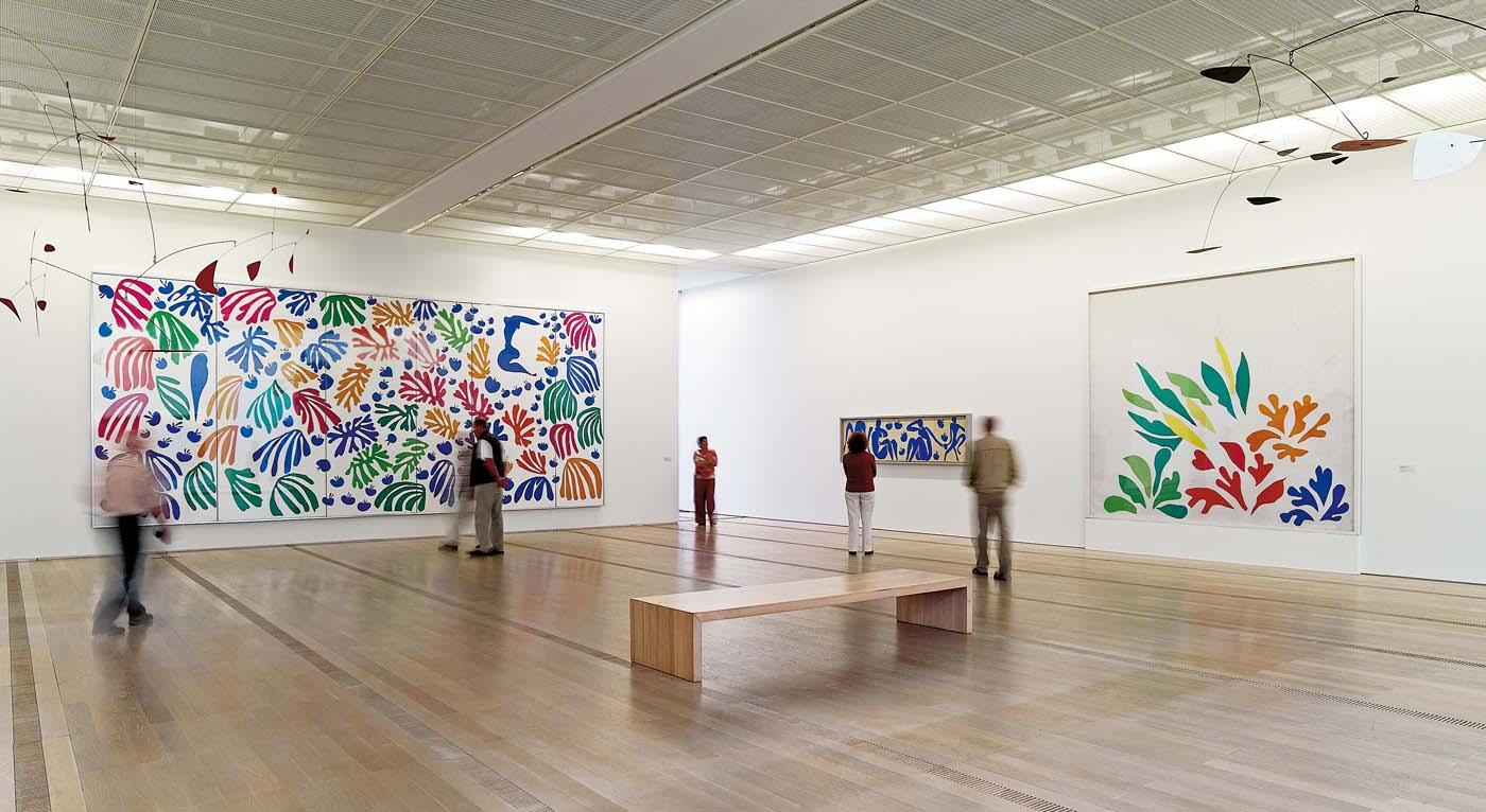 Matisse – Kunst auf der (Scheren-)Spitze