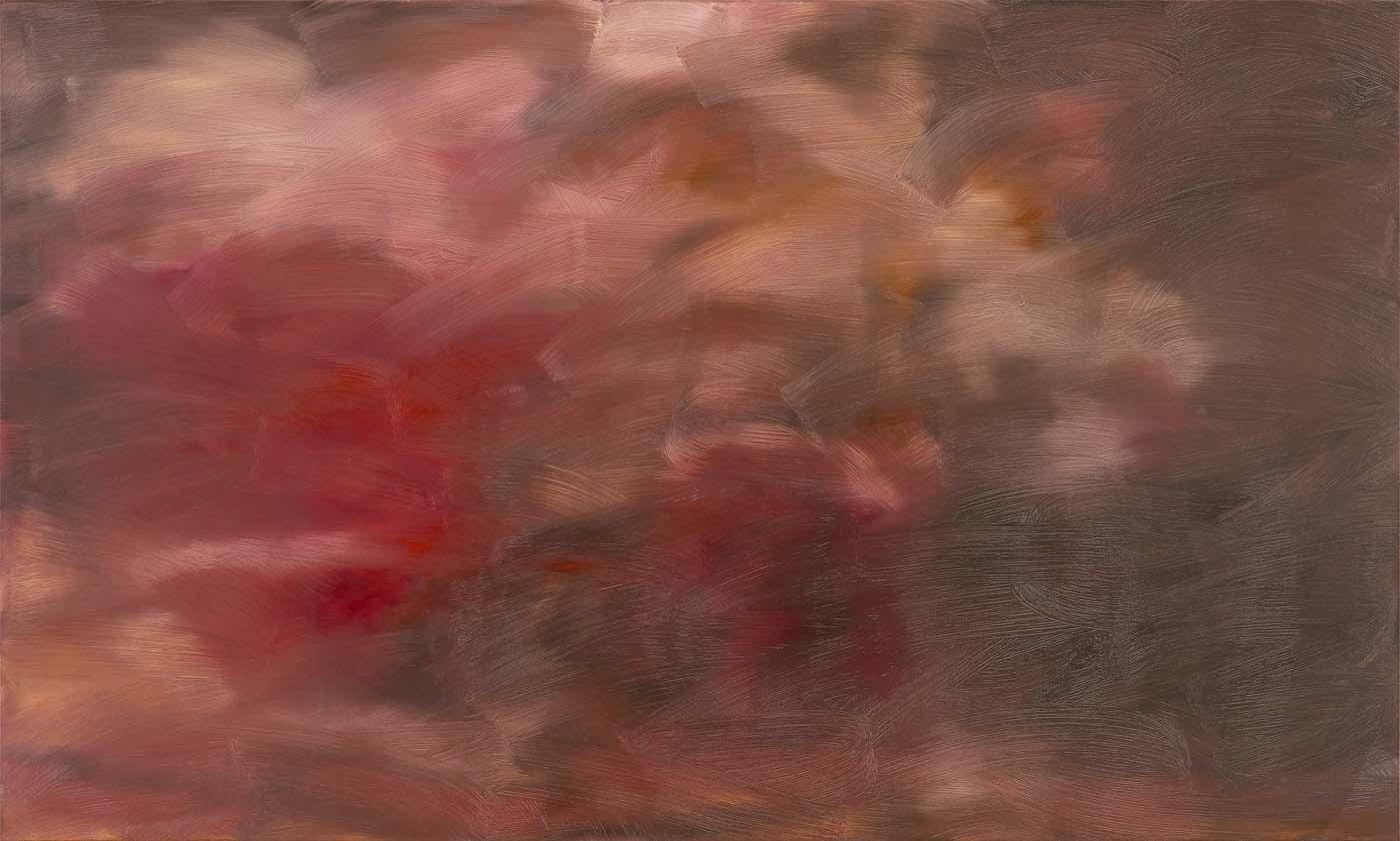 Gerhard Richter, Verkündigung nach Tizian, 1973, Kunstmuseum Basel, Erworben mit einer Schenkung am 9. Mai 2014 von Frau Dr. h.c. Maja Oeri an die Öffentliche Kunstsammlung Basel 2014