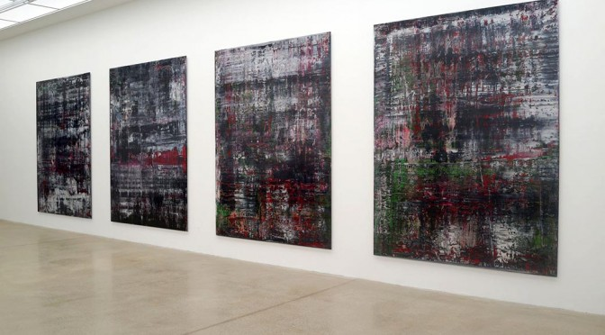 Coming soon: Gerhard Richter – Birkenau