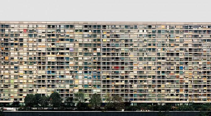 Andreas Gursky, Paris, Montparnasse, 1993