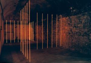 Jan van Munster, Light and Heat, 2000 / 2001, International Light Art Centre, Unna, Deutschland © 2016, ProLitteris, Zürich; Foto: Wolfgang Lukowski