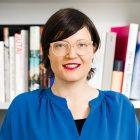 Dr. Nina Zimmer, ehem. Vizedirektorin Kunstmuseum Basel