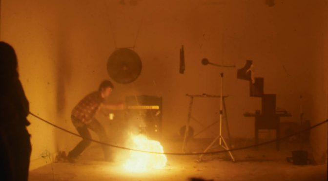 Stephen Cripps. Performing Machines
