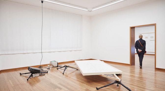 Ausstellungsansicht «Catharina van Eetvelde / Ilk»
