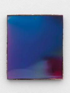 Markus Amm, Ölfarbe auf Leinwand auf Gesso-Board, 2017