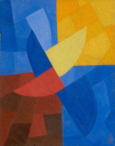 Otto Freundlich; Komposition; um 1932