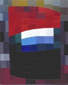 Otto Freundlich, Mon ciel est rouge, 1933
