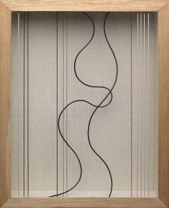 Paule Vézelay, Lines in Space No 16, 1951, Kunstmuseum Basel, Schenkung Marguerite Arp-Hagenbach 1968