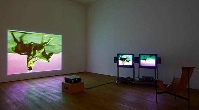 Retrospektive zu  Bruce Nauman im Schaulager