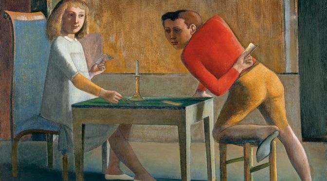 Balthus in der Fondation Beyeler