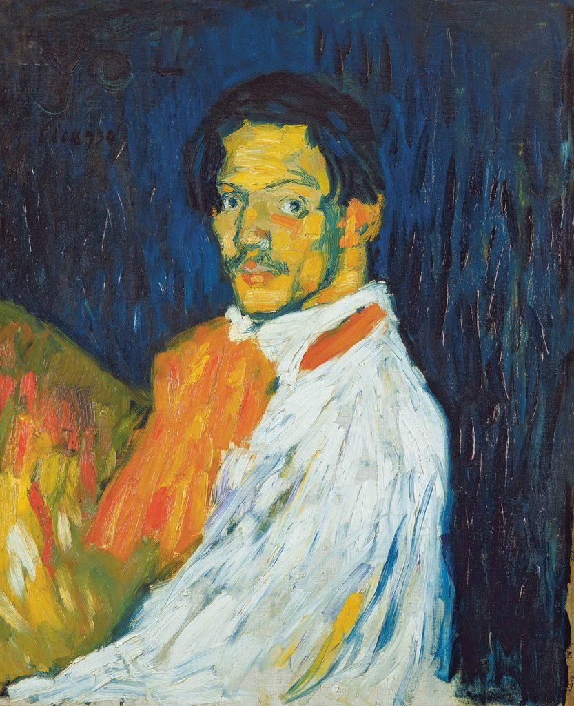 Pablo Picasso, YO–Picasso, 1901