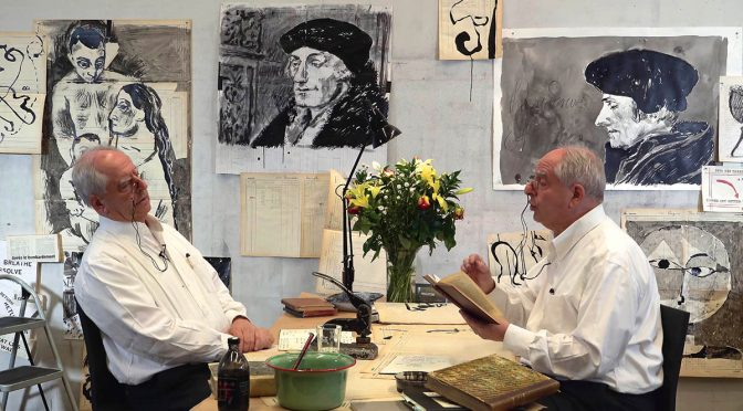 Josef Helfenstein über William Kentridge