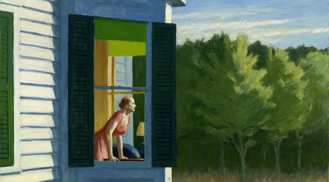 Edward Hopper in der Fondation Beyeler