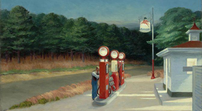 Edward Hopper –  Künstler der Stunde?