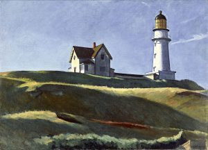 Edward Hopper, Lighthouse Hill, 1927