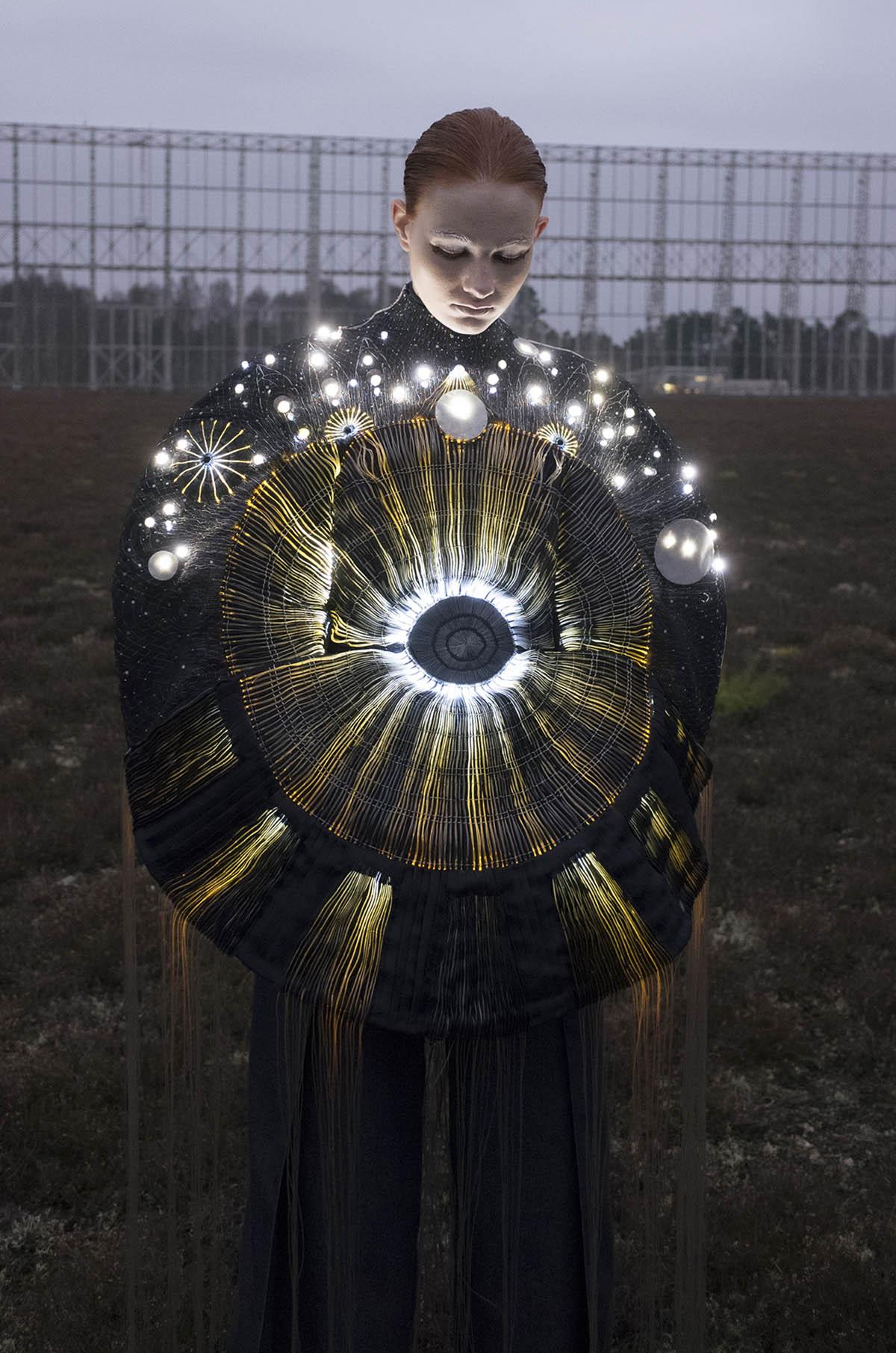 Clara Dagun, Aura Inside, 2018