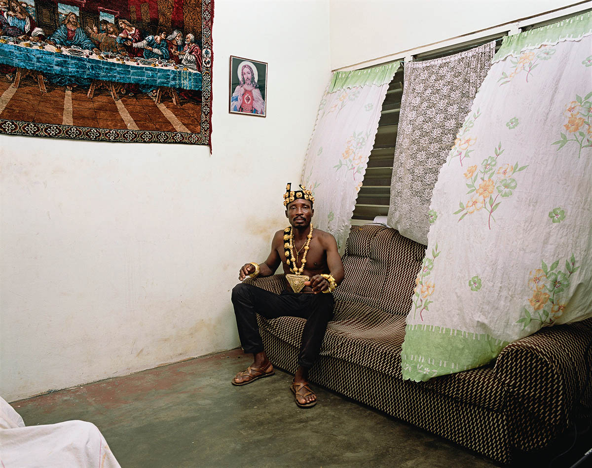 Deana Lawson, Chief, 2019