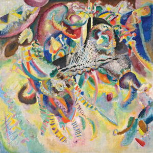 Wassily Kandinsky, Fuga, 1914, Fondation Beyeler
