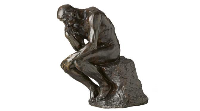Rodin / Arp in der Fondation Beyeler