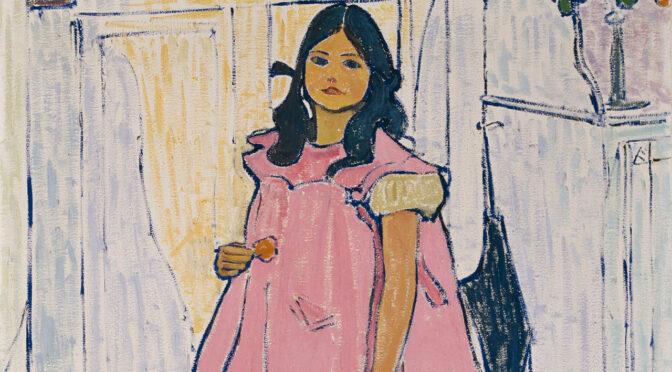 Cuno Amiet. Frühe Kinderporträts