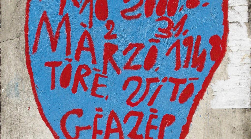 Giovanni Bosco, Wandmalerei in Castellammare del Golfo (Sizilien), 2008